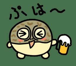 Peetarou of Namaqua Rain Frog sticker #1549281