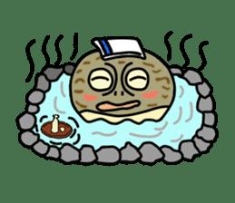 Peetarou of Namaqua Rain Frog sticker #1549287