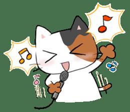 Tipsy Cats sticker #1549824