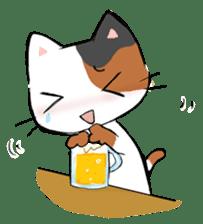 Tipsy Cats sticker #1549825