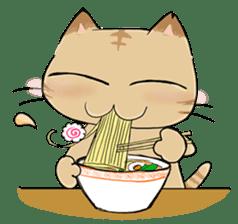 Tipsy Cats sticker #1549826