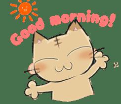 Tipsy Cats sticker #1549828