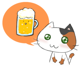 Tipsy Cats sticker #1549831