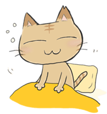 Tipsy Cats sticker #1549847