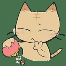 Tipsy Cats sticker #1549849