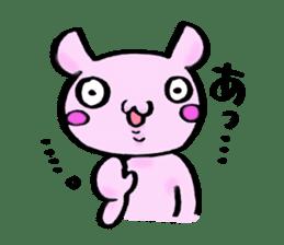 Lovely rabbit Uzaki sticker #1551223