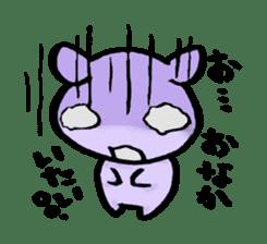 Lovely rabbit Uzaki sticker #1551245