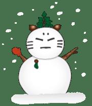 Court noble cat NYANMARO 2 sticker #1551422