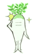 Mr.Radish sticker #1552145