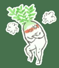 Mr.Radish sticker #1552146