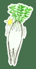 Mr.Radish sticker #1552149