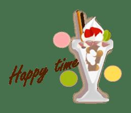 """ichigo-clover """"sweets land"""" sticker #1552665"""
