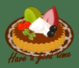 """ichigo-clover """"sweets land"""" sticker #1552670"""