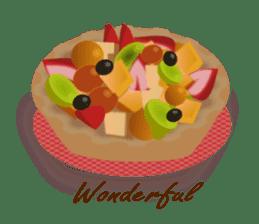 """ichigo-clover """"sweets land"""" sticker #1552679"""