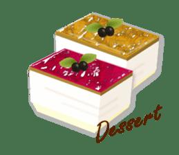 """ichigo-clover """"sweets land"""" sticker #1552684"""