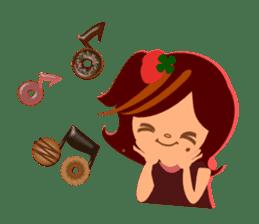 """ichigo-clover """"sweets land"""" sticker #1552687"""