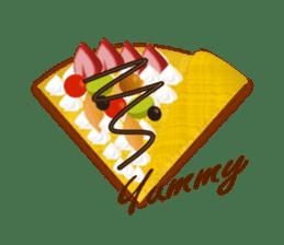 """ichigo-clover """"sweets land"""" sticker #1552690"""