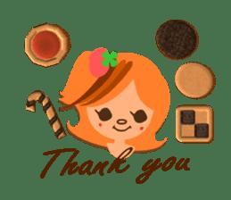 """ichigo-clover """"sweets land"""" sticker #1552691"""