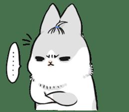 Machiko rabbit sticker #1556299
