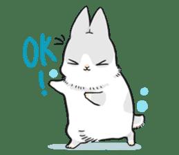 Machiko rabbit sticker #1556300