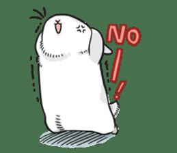 Machiko rabbit sticker #1556301