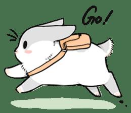 Machiko rabbit sticker #1556310