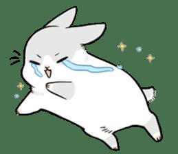 Machiko rabbit sticker #1556314