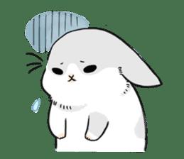 Machiko rabbit sticker #1556315