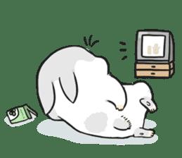 Machiko rabbit sticker #1556318