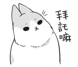 Machiko rabbit sticker #1556324