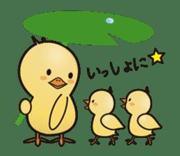 hiyokotch sticker #1556603