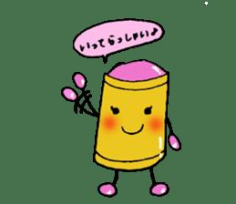 Various crayons. sticker #1561749