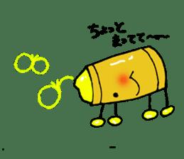 Various crayons. sticker #1561766