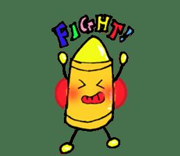 Various crayons. sticker #1561768