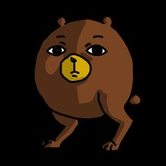 Legs Bear