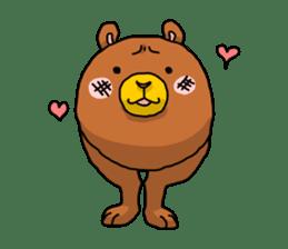 Legs Bear sticker #1566163