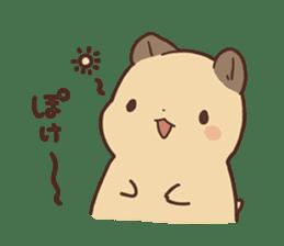 mochi hamuchan sticker #1567311