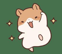mochi hamuchan sticker #1567317