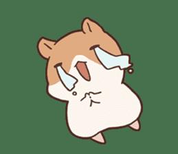 mochi hamuchan sticker #1567319