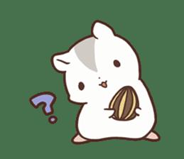mochi hamuchan sticker #1567323