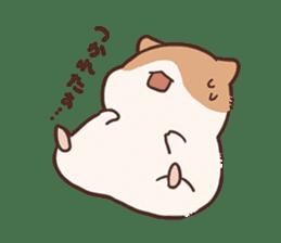 mochi hamuchan sticker #1567327