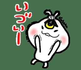 Rabbits cosplay Masamune sticker #1568579