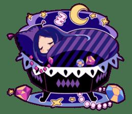 Cutie Chibi Aoki Lapis & Merli sticker #1569086
