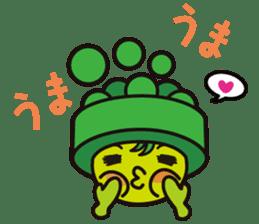 """Sunchlo-kun"" and friends sticker #1569379"