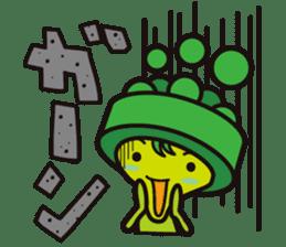 """Sunchlo-kun"" and friends sticker #1569381"