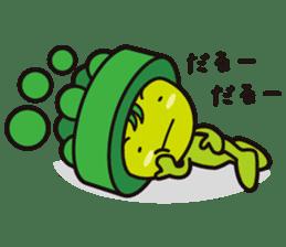 """Sunchlo-kun"" and friends sticker #1569384"