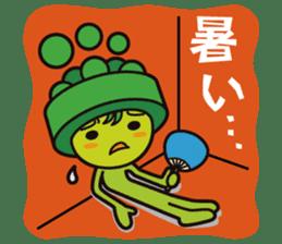 """Sunchlo-kun"" and friends sticker #1569390"