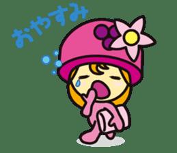 """Sunchlo-kun"" and friends sticker #1569401"