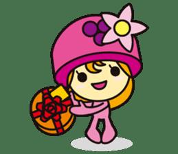 """Sunchlo-kun"" and friends sticker #1569415"
