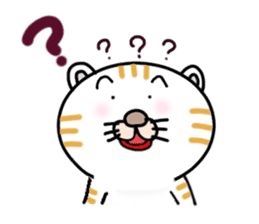 Every day of a Japanese cat sticker #1569540